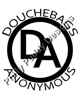 Douchebags Anonymous